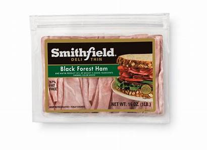 Forest Smithfield Deli Ham Lunchmeat Thins Oz