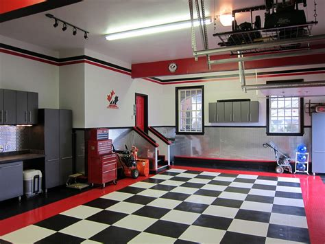 Man Cave Garage Garage For Man's Paradise