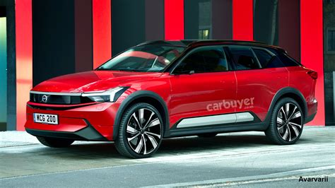 Sleek next-generation electric Volvo coupe-SUV previewed ...
