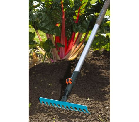 Rechen Für Garten gardena combisystem rechen f 252 r den garten 41 cm dehner