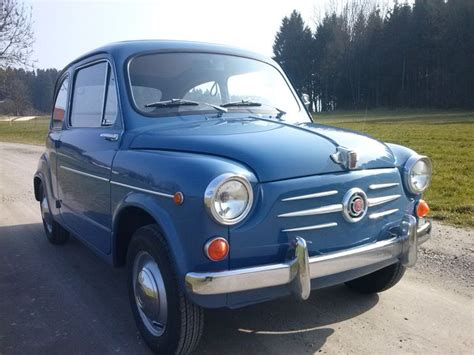 Fiat 600d by Fiat 600 D 1962 Catawiki