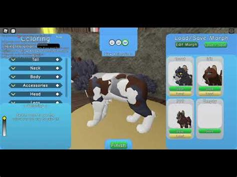 morphs warrior cats ultimate edition youtube