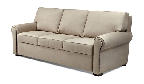 american furniture warehouse sofa sleepers american leather reese comfort sleeper contemporary sofas