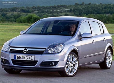 Opel Astra 5 Doors Specs & Photos