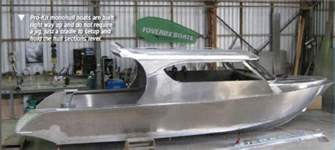 Build Your Own Fiberglass Boat Kit by Kit Set Boats Boatmags