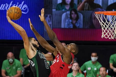 Brown helps Celtics rout Raptors to take 3-2 lead in ...