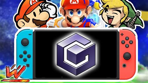 Top 10 Gamecube Games I Need On The Nintendo Switch