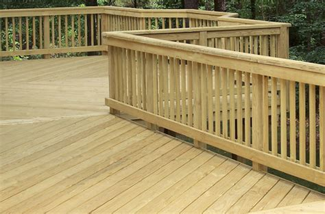 Pressure Treated Deck Boards by Products Capital Lumber