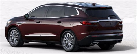2018 Buick Enclave Color Options - Palmen Buick GMC Cadillac