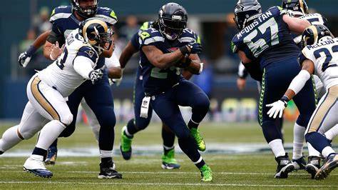 seahawks  nfc west champions nfcs  seed  win
