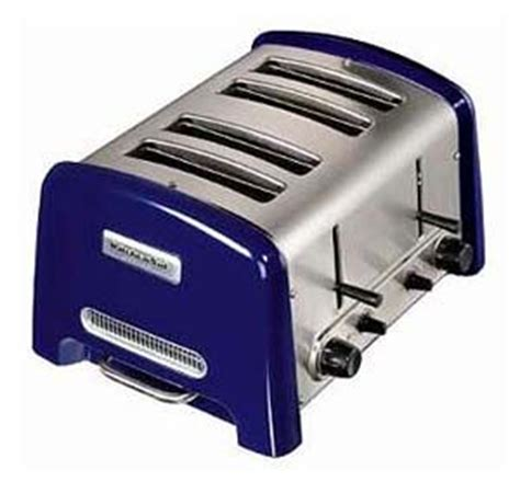 Kitchenaid Toaster Blue by Kitchenaid Toaster In Cobalt Blue Hypothetical