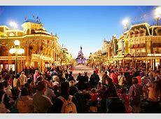 The Best Time To Visit Disneyland In 2018 trekbible