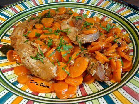 cuisiner le tendron de veau tendrons de veau aux carottes et au cumin domi vous