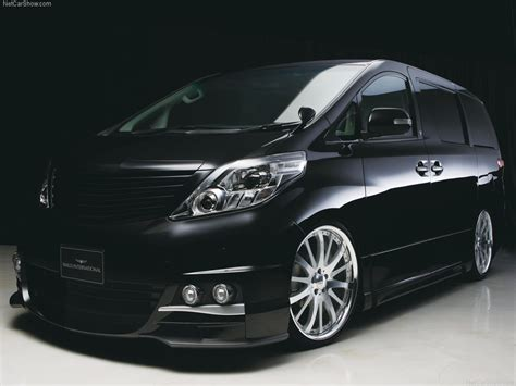 Toyota Alphard Backgrounds by 2011 Toyota Alphard Pictures Information And Specs