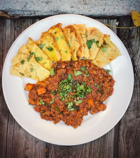 Ethiopian Red Lentils And Sweet Potato  Yummy Recipes
