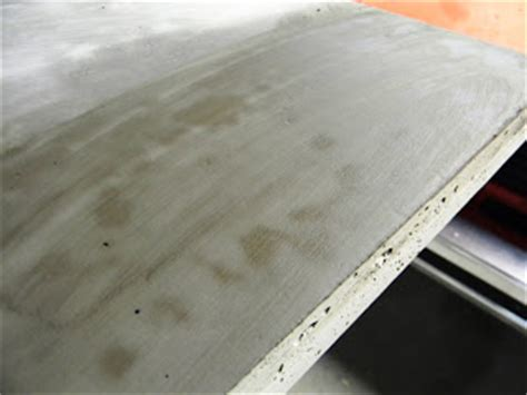 how to fill holes in concrete countertops creating concrete countertops how to avoid bug holes pin