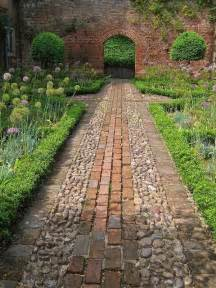 Garden Path Brick and Stone