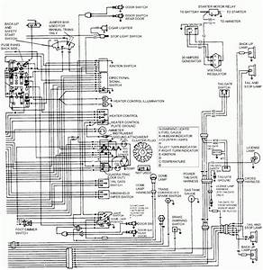 89 Jeep Cherokee Headlight Wiring