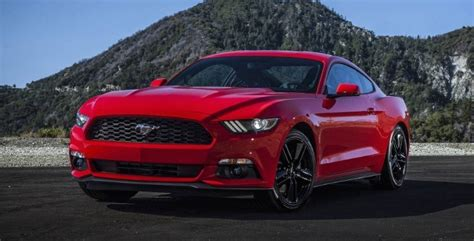 ford mustang ecoboost specs review fastback