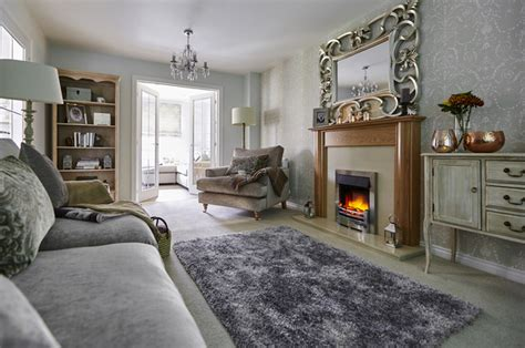 Lovely Living Rooms  Taylor Wimpey. Off White Kitchen Cabinets. Best White Kitchen Cabinet Paint. White Gloss Kitchens. White Wall Kitchen Cabinets. Decorating Ideas For Small Kitchen Space. White Cupboards Kitchen. Kitchen Paint Ideas With White Cabinets. Kitchen Small Table
