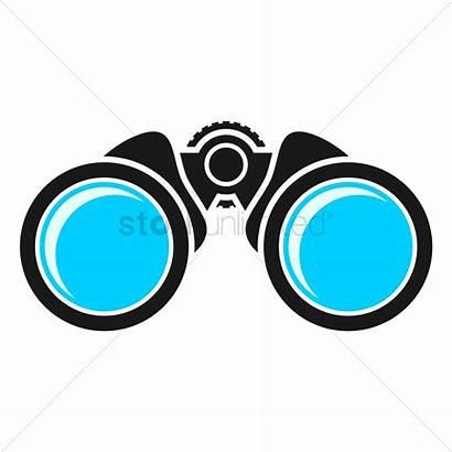 Binoculars Graphic Stockunlimited Vectors