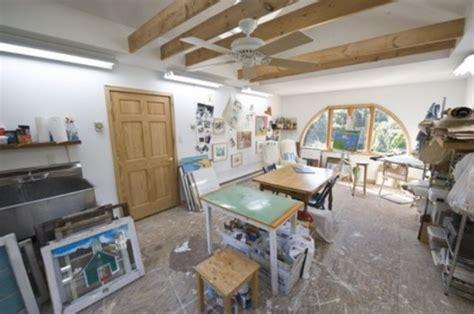 chambre artiste 29 exemples et idées pour un atelier d artiste magnifique