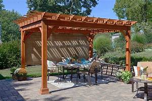 Traditional, Pine, Pergola, From, Dutchcrafters, Amish, Furniture