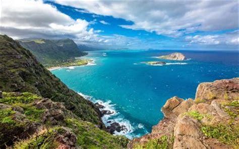 telecharger meteo sur le bureau télécharger fonds d 39 écran hawaii la côte l 39 océan l 39 été