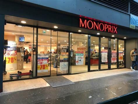 adresse siege monoprix monoprix supermarché hypermarché 131 avenue gambetta