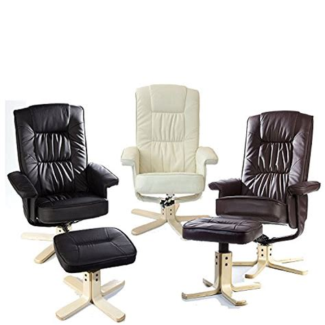charles executive recliner chair luxury high back