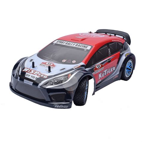 Rc Rally Car Racing by Kutiger Hsp 94177 Nitro Road Sport Rally Racing 1 10