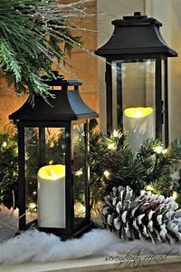 Lanterne De Noel : de belles lanternes de no l noel pinterest noel decoration noel et deco noel ~ Teatrodelosmanantiales.com Idées de Décoration