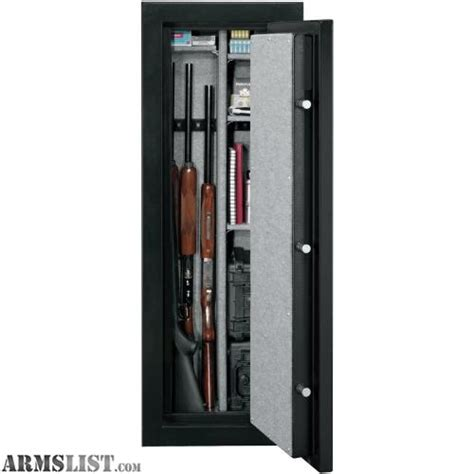 armslist for sale field and 10 gun resistant safe model heh00358