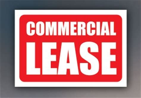 Types of Commercial leases Iowa City Commercial Real