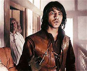 Constance and D'Artagnan Haven - The Musketeers + the rookie