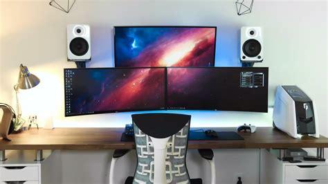 p desk randomfrankp s new setup top setup magazine