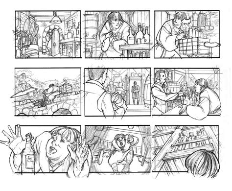 Storyboard Is Another Example Of Using Sequencing, It