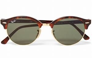 Lunette Soleil Ronde Homme : lunette ronde ray ban femme monture optique et lunette ~ Nature-et-papiers.com Idées de Décoration