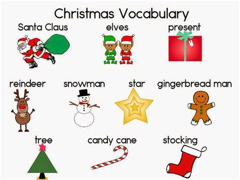 Paula's Preschool And Kindergarten Free Christmas Sentence Picture Match