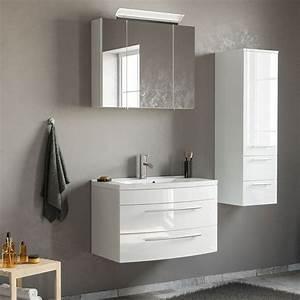 Badezimmer Set Günstig : waschbeckenunterschrank g nstig badezimmer sets g nstig ~ Watch28wear.com Haus und Dekorationen