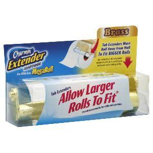 charmin mega roll extender toilet paper holder call