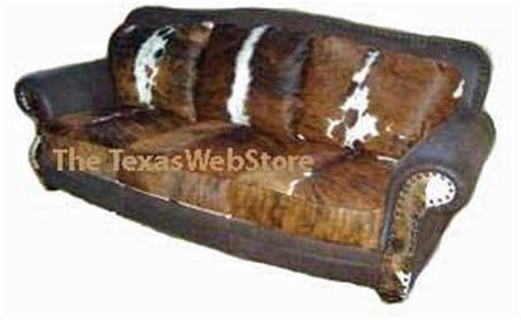 20 Best Collection Of Cowhide Sofas