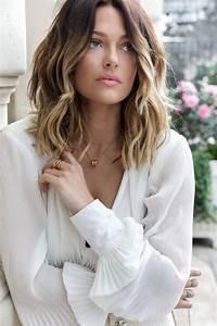 Coupe Longue Femme : booster son assurance avec la bonne coupe de cheveux mi longs ~ Dallasstarsshop.com Idées de Décoration