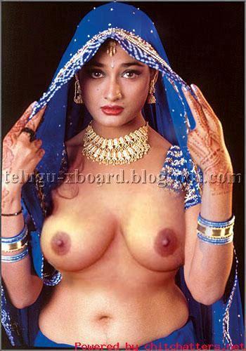 Kiran Rathod Nude Topless Picture