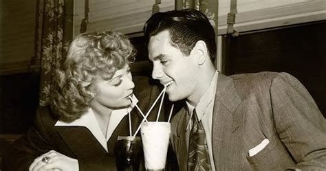 how did lucille and arnaz meet crushing lucy and desi purple clover