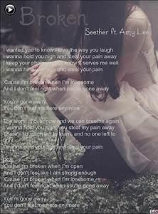 Best 25+ Broken... Broken Lyrics