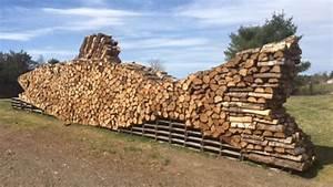 Une Corde De Bois : il corde son bois pour en faire une oeuvre d 39 art ici ~ Melissatoandfro.com Idées de Décoration