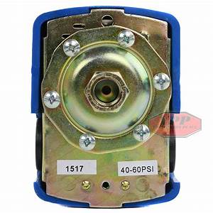 New Well Water Pump Pressure Control Switch 40