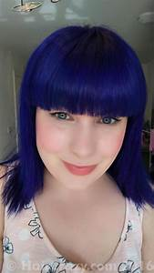 Special Effects Blue Velvet Hair Dye