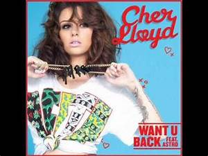 I want you Back Cher Lloyd (Official Music Video) - YouTube